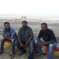 Photo taken at Murud Beach by Pd N. on 3/8/2014