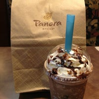Photo taken at Panera Bread by Lyn D. on 1/12/2013