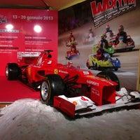 Photo taken at Ferrari Lounge by В. Ю. on 1/13/2013