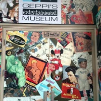 Photo taken at Geppi's Entertainment Museum by Nick B. on 3/31/2016