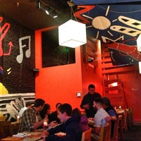 Photo taken at Border Grill Santa Monica by Melissa C. on 8/23/2013