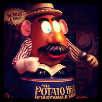 Photo taken at Toy Story Mania! by Nathalia S. on 2/15/2013