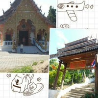 Photo taken at วัด จอมแจ้ง by Yuwadee D. on 12/10/2012