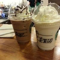 Photo taken at Starbucks Coffee by Audie Elizabeth H. on 11/21/2012
