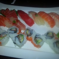 Photo taken at Sushi Rock by Teresa R. on 11/21/2013