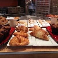 Photo taken at Sciué Italian Bakery Caffé by Dyne D. on 4/28/2013