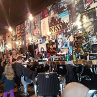 Photo taken at Floyd's 99 Barbershop by Jon C. on 12/2/2012