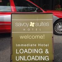 Photo taken at Kimpton Glover Park Hotel by Don M. on 8/8/2014