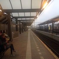 Photo taken at Station Oss by Jake V. on 3/14/2015