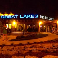 Photo taken at Great Lakes Distillery by Great Lakes Distillery on 8/17/2013