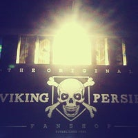 Photo taken at The Original Viking Persib Fanshop by icca f. on 1/12/2013
