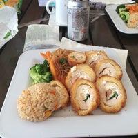 Photo taken at Sushi Tai by Makw M. on 10/3/2014