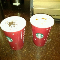 Photo taken at Starbucks by Lissette B. on 1/1/2013