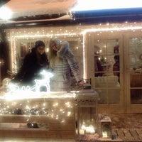 Photo taken at Laima Cafe by Kate K. on 12/13/2012