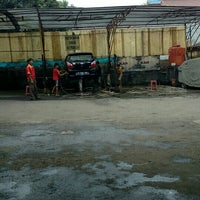 Photo taken at AAA car wash by Iyan T. on 11/14/2015