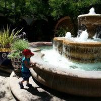 Photo taken at Todos Santos Plaza by Juan R. on 6/22/2013