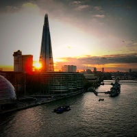Photo taken at Tower Bridge Exhibition by Jonathan C. on 3/6/2013