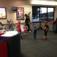 Photo taken at Chuck E. Cheese's by Stacy S. on 10/30/2013