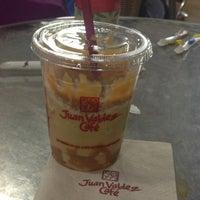 Photo taken at Juan Valdez Café by Paula A. on 12/26/2012