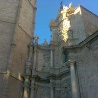 Photo taken at Barri del Carme by Gabriela C. on 2/3/2013