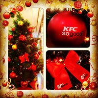 Photo taken at KFC by Nataly W. on 12/11/2012
