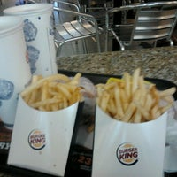 Photo taken at Burger King by Antonella M. on 12/16/2012