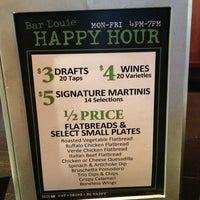 Photo taken at Bar Louie Anaheim by Eileen 🙈🙉🙊 L. on 4/18/2013