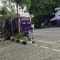 Photo taken at Bank Muamalat by Eki D. on 1/5/2013
