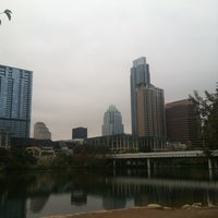 Photo taken at Lady Bird Lake by Lindsey R. on 12/4/2012