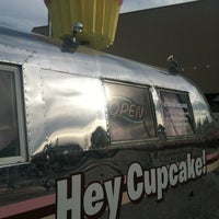 Photo taken at Hey Cupcake! by Lindsey R. on 3/19/2013