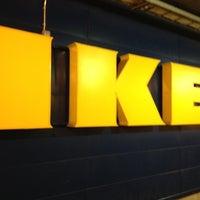 Photo taken at IKEA by Mervi V. on 1/8/2013