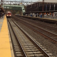 Photo taken at Metro North - Greenwich Station by Sandy J. on 10/23/2012