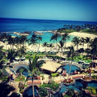 Photo taken at Marriott's Ko Olina Beach Club by Geoff O. on 4/27/2013
