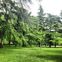 Photo taken at Giardini Margherita by Dev N. on 4/29/2013