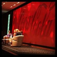 Photo taken at Coca-Cola Headquarters by Andrea E. on 10/18/2016