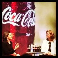 Foto tomada en Coca-Cola Headquarters por Andrea E. el 7/20/2016