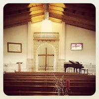 Photo taken at Upper Room Prayer & Worship Center by Jacob S. on 10/23/2012