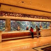 Photo taken at The Mirage Aquarium by Rodrigo G. on 12/1/2012