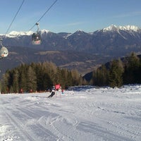 Photo taken at Station Tressdorfer Alm by Werner G. on 12/31/2012