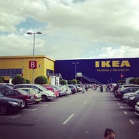 Photo taken at IKEA by Alberto P. on 10/20/2012