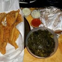 Photo taken at Crockett's Fish Fry by Tak Y. on 6/9/2015