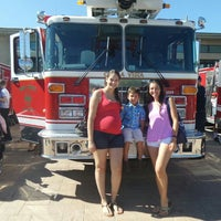 Photo taken at Chula Vista Fire Station 7 by Veronica K. on 7/4/2016