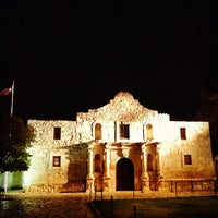 Photo taken at The Alamo by Rob H. on 1/23/2013
