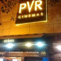 Photo taken at PVR Naraina by Aayush J. on 11/10/2014