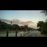 Photo taken at Duarte Bike Trail by Ghio T. on 8/21/2013