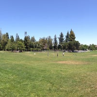 Photo taken at Serra Park by Ajay T. on 5/18/2013