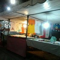 Photo taken at Plaza Rivadavia by Lolita V. on 12/22/2013