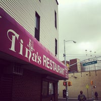 Photo taken at Tina's Place by Nicholas F. on 9/29/2012