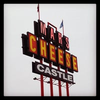 Photo taken at Mars Cheese Castle by Heather D. on 10/23/2012