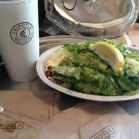 Photo taken at Chipotle Mexican Grill by Michelle C. on 1/10/2013
